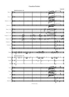 Canadian Fanfare: Canadian Fanfare by Jordan Grigg