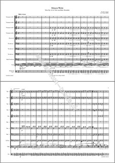 No.1 in D Flat Major: For solo and wind ensemble by Frédéric Chopin