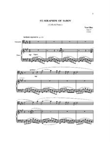 St. Seraphim of Sarov, Op.9: St. Seraphim of Sarov by Ven Olac