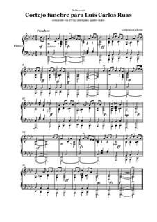 Cortejo fúnebre, Op.56: Cortejo fúnebre by Gregório Calleres