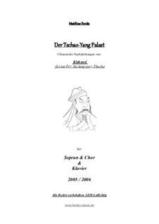 Tschao Yang Palast: Tschao Yang Palast by Matthias Bonitz