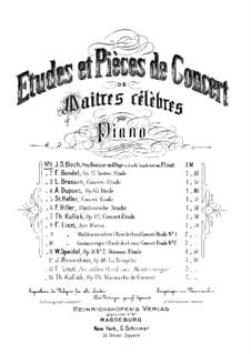 Fantasia and Fugue No.12 in G Minor (Great), BWV 542: Arrangement for piano by Johann Sebastian Bach