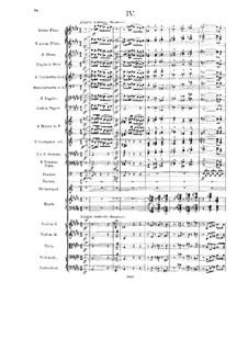 Symphony in E Minor, Op.65: Movement IV by Emanuel Moór