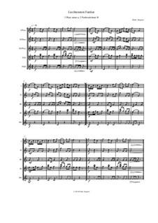 Liechtenstein Fanfare, Op.138: Liechtenstein Fanfare by Dieter Angerer