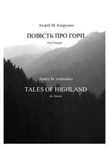 Tales of Highland: Tales of Highland by Andriy Andrushko