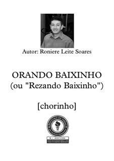 Orando Baixinho: Orando Baixinho by Roniere Leite Soares