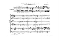 Mass No.12 in C Major (Missa brevis No.8) 'Organ Solo', K.259: For voices and organ by Wolfgang Amadeus Mozart