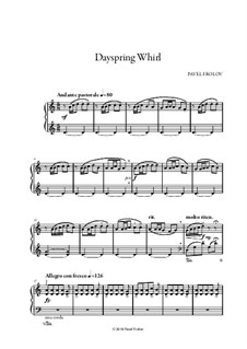 Dayspring Whirl: Dayspring Whirl by Pavel Frolov