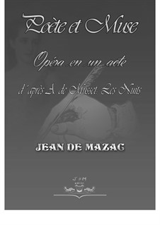 Poète et Muse: Poète et Muse by Jean de Mazac