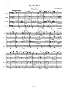 Romance, Op.119 No.1: Romance by Georg Goltermann