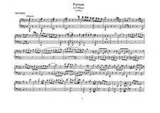 Fantasia for Mechanical Organ in F Minor, K.608: Version for piano four hands by Wolfgang Amadeus Mozart