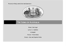 Song of Australia: For quartet by Carl Linger