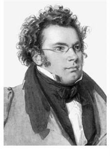 Six Musical Moments, D.780 Op.94: Musical moment No.3, for string quartet by Franz Schubert