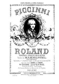 Roland: Roland by Nicola Piccini