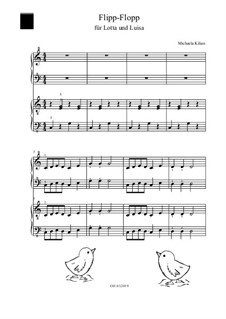 Lotta und Luisa am Klavier: Lotta und Luisa am Klavier by Michaela Kilian
