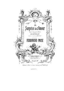 Surprise de l'Amoure: Surprise de l'Amoure by Ferdinand Poise