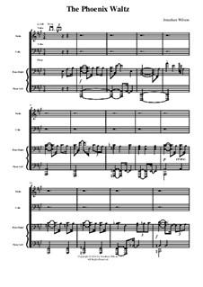 The Phoenix Waltz: Score by Jonathan Wilson
