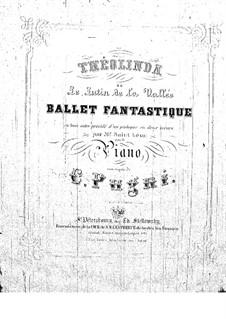 Théolinda l'orpheline : No.1-4 by Cesare Pugni