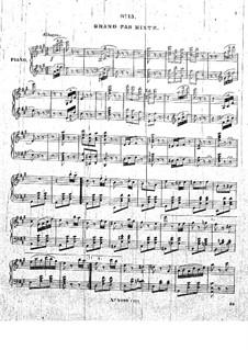 Théolinda l'orpheline : No.15-21 by Cesare Pugni