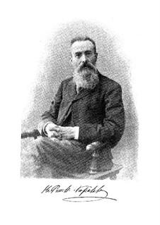 Chronicle of My Musical Life: Chapters I-IX by Nikolai Rimsky-Korsakov