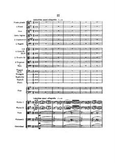 Complete set: Movement III by Nikolai Rimsky-Korsakov