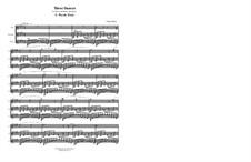 Three Dances for Flute, Mandolin and Guitar: Three Dances for Flute, Mandolin and Guitar by Glenn Hardy
