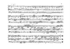 Practical Organ School, Op.55: Volumes III, IV by Christian Heinrich Rinck