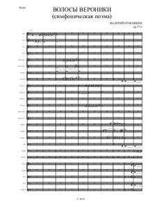 Волосы Вероники (симфоническая поэма), Op.17/2: Волосы Вероники (симфоническая поэма) by Valery Ermoshkin