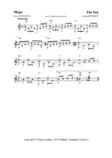 Море, Op.28: Море by Oleg Kopenkov