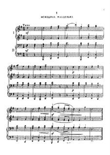 Fifty Russian Folk Songs