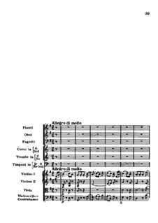Symphony No.94 in G Major 'The Surprise', Hob.I/94: Movement IV by Joseph Haydn