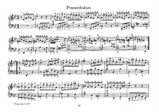 Prelude in G Minor: Prelude in G Minor by Johann Sebastian Bach