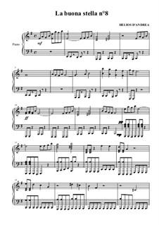 La buona stella No.8: La buona stella No.8 by Helios D'Andrea