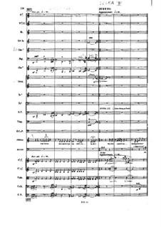Pagliacci: Act I, scene III by Ruggero Leoncavallo