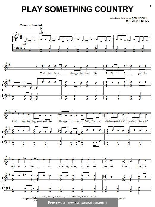 Play Something Country: Play Something Country by Ronnie Dunn, Terry McBride