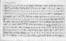 The Art of Fugue, BWV 1080: For strings by Johann Sebastian Bach