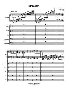 Harp Concerto: Harp Concerto by Jordan Grigg