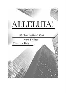 Alleluia: Alleluia by Darren Day