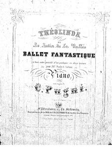 Théolinda l'orpheline : Act I by Cesare Pugni