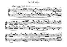 12 этюдов: Этюд No.3 by Franz Liszt
