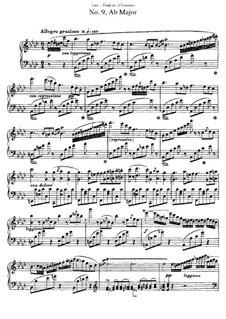 12 этюдов: Этюд No.9 by Franz Liszt
