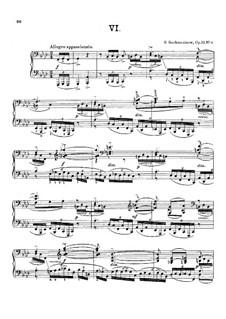 Thirteen Preludes, Op.32: Prelude No.6 in F Minor by Sergei Rachmaninoff