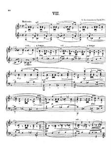 Thirteen Preludes, Op.32: Prelude No.7 in F Major by Sergei Rachmaninoff