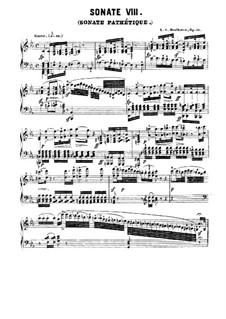 All Movements: For a single performer by Ludwig van Beethoven