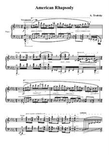 American Rhapsody: American Rhapsody by Arkadi Troitsky