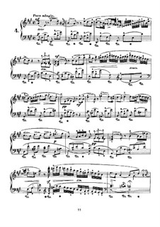 Nocturnes for Piano: Nocturne No.4 by John Field
