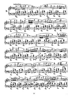 Nocturnes for Piano: Nocturne No.9 by John Field