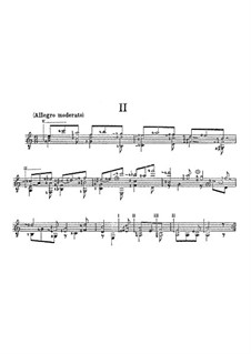 Preludes: Prelude No.23 by Francisco Tárrega