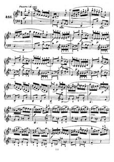 Sonata No.486 in G Major, K.13 L.486 P.69: For piano by Domenico Scarlatti