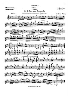 Violin-Terzette. Book III: Violin I part by Joseph Haydn, Wolfgang Amadeus Mozart, Franz Schubert, Felix Mendelssohn-Bartholdy, Carl Maria von Weber